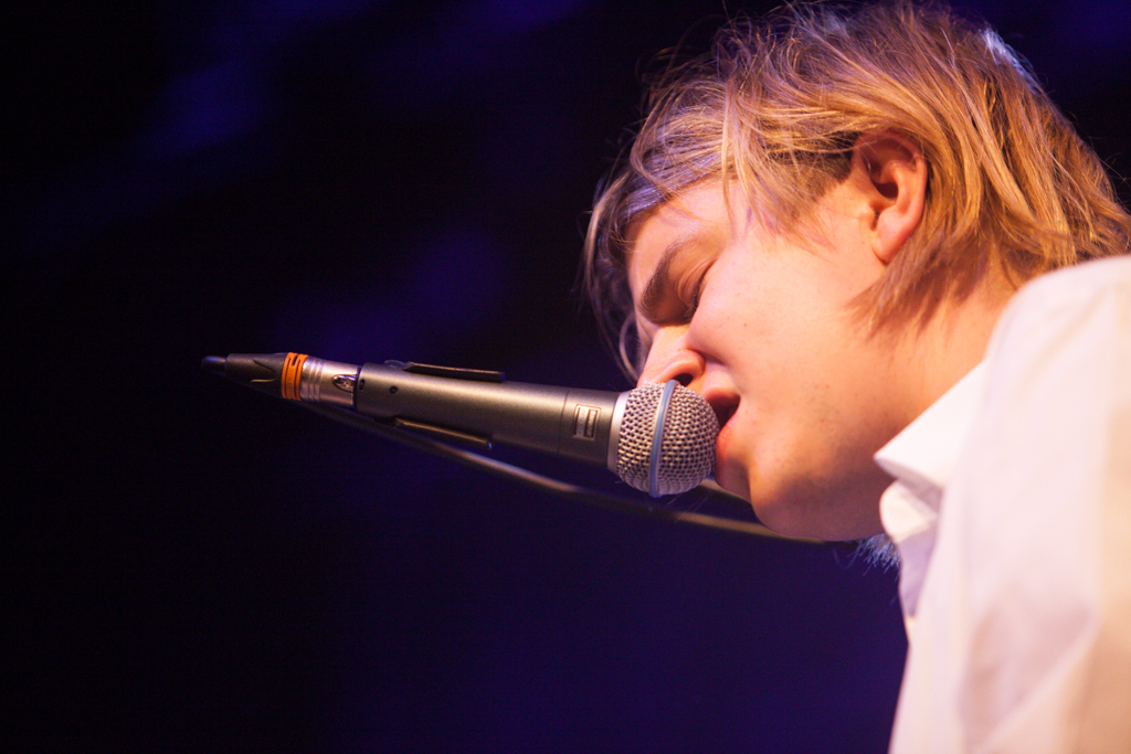 Tom Odell @ Kesselhaus, Berlin - 06.11.2013