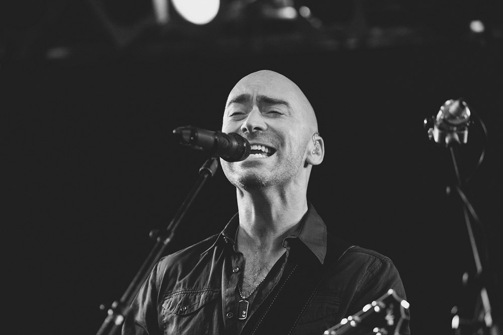 Ed Kowalczyk @ Frannz Berlin concert photo