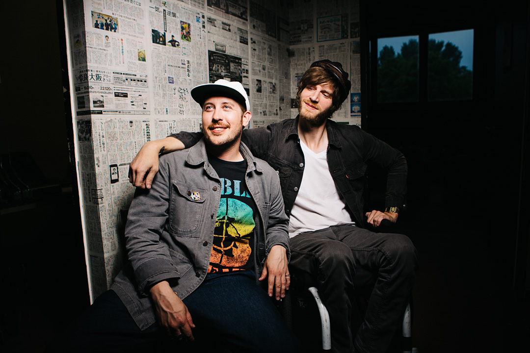 Music photography: Portraits of Portugal The Man